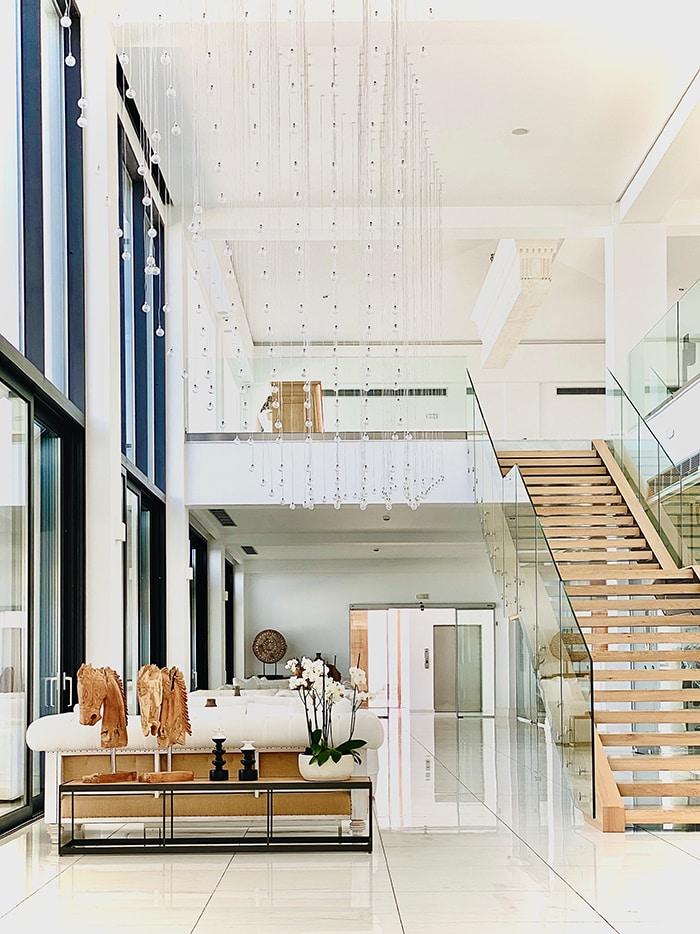 Design aus natürlichen Materialien - Abaton Island Resort & Spa