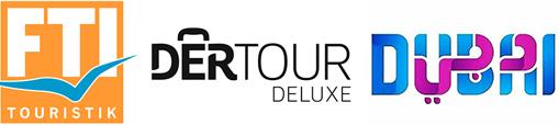 Hochzeitsreise-Partner-Logos